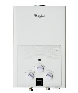 CALEFONT WHIRLPOOL 6LTRS GAS NATURAL