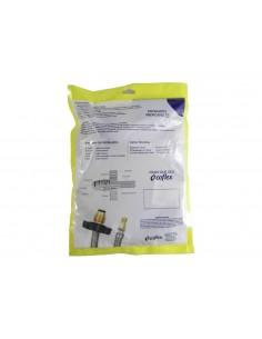 FLEXIBLE ACERO GAS 45 kG. C/ MANILLA CERTIFICADO
