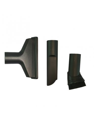 4 rollos de boquilla aspiradora boquilla para suelo aspiradora cepillo de Ø 32 mm para AEG Smart 485