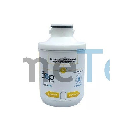 FILTRO AGUA WHIRLPOOL EXTERNO LINEAL UNIVERSAL