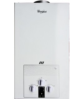 CALEFONT WHIRLPOOL 12LTRS GAS NATURAL
