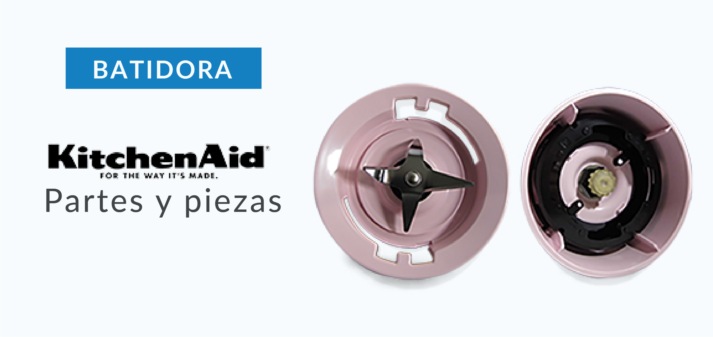 repuestos hometech kitchenaid batidora